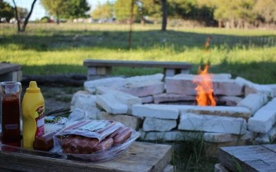 Backyard Fire Pit Safety Tips