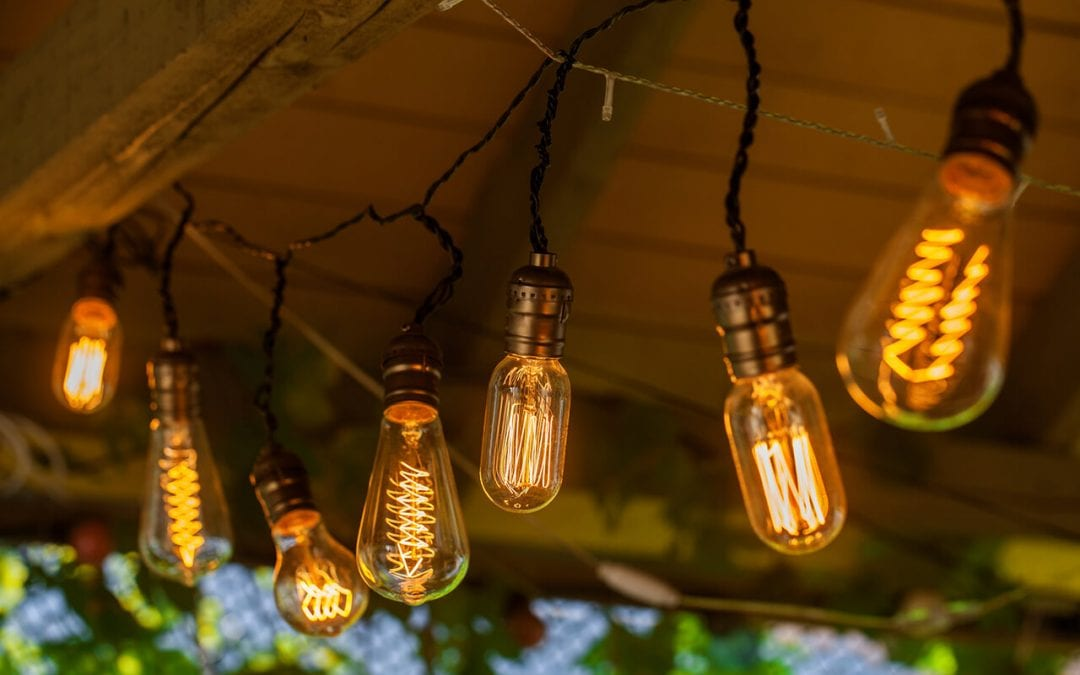 5 Ways to Light Up Your Outdoor Living Space